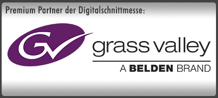 Hauptpartner: Grass Valley - a Belden Brand